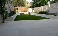 Modern Garden Designs For Small Gardens  17 Picture