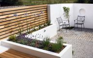 Modern Garden Designs For Small Gardens  2 Decor Ideas