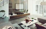 Modern Living Room  13 Arrangement