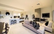 Modern Living Room  55 Architecture