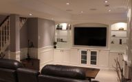 Traditional Basement  20 Inspiring Design
