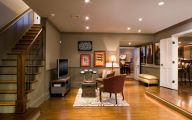 Traditional Basement  24 Home Ideas