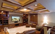 Traditional Basement  41 Architecture