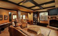 Traditional Basement Designs  14 Decoration Idea