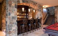 Traditional Basement Designs  3 Ideas
