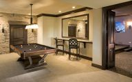 Traditional Basements  18 Renovation Ideas