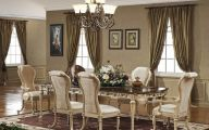 Traditional Dining Room Chairs  4 Arrangement