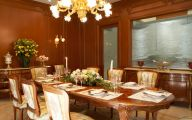 Traditional Dining Room Decorating Ideas  23 Arrangement