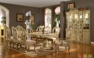 Traditional Dining Room Furniture  8 Designs
