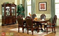 Traditional Dining Room Tables  2 Decor Ideas