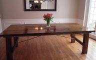 Traditional Dining Room Tables  9 Picture