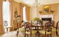 Traditional Dining Rooms  30 Arrangement