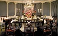 Traditional Dining Rooms  32 Decoration Inspiration