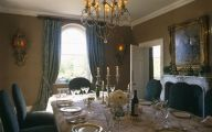 Traditional Dining Rooms  34 Arrangement