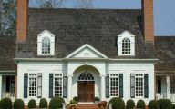 Traditional Exterior Design Images  2 Renovation Ideas