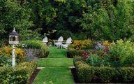 Traditional Garden Design  18 Inspiration
