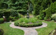 Traditional Garden Design  6 Arrangement