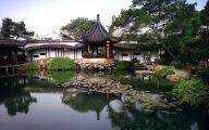 Traditional Garden Design  7 Architecture