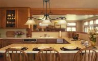 Traditional Kitchen Lighting  24 Picture
