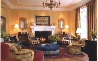 Traditional Living Room Design  20 Picture