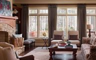 Traditional Living Rooms  4 Architecture