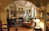 Traditional Living Rooms  8 Architecture