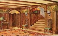 1900 Early American Style Living Room  23 Renovation Ideas