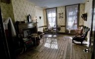 1900 Early American Style Living Room  29 Picture