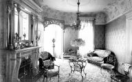 1900 Early American Style Living Room  36 Ideas