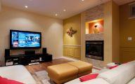 Basement Room  44 Decoration Inspiration