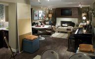 Basement Room Design  14 Decor Ideas