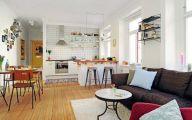 Design Living Room Kitchen  10 Architecture