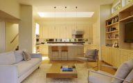 Design Living Room Kitchen  14 Inspiring Design