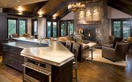 Design Living Room Kitchen  26 Design Ideas
