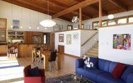 Design Living Room Kitchen  30 Decoration Idea