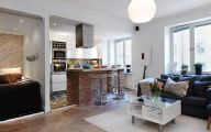 Design Living Room Kitchen  4 Inspiration