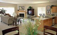 Design Living Room Kitchen  9 Decoration Idea