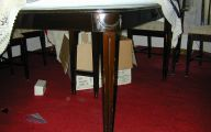 Early American Dining Room Set  13 Picture