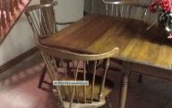 Early American Dining Room Set  15 Renovation Ideas