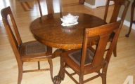 Early American Dining Room Set  3 Inspiration