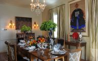 Early American Dining Room Set  7 Inspiration