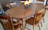 Early American Dining Room Set  9 Inspiration