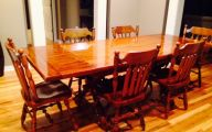Early American Dining Room Sets  15 Design Ideas