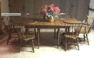 Early American Dining Room Sets  17 Design Ideas