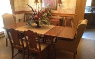 Early American Dining Room Table  13 Home Ideas