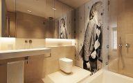 Modern Bathroom Art  23 Decor Ideas