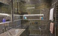 Modern Bathroom Art  24 Arrangement