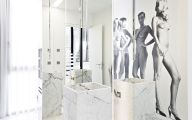 Modern Bathroom Art  27 Ideas