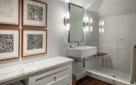 Modern Bathroom Art  7 Inspiration