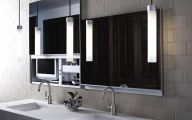 Modern Bathroom Mirrors  10 Arrangement